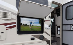RV Led TV